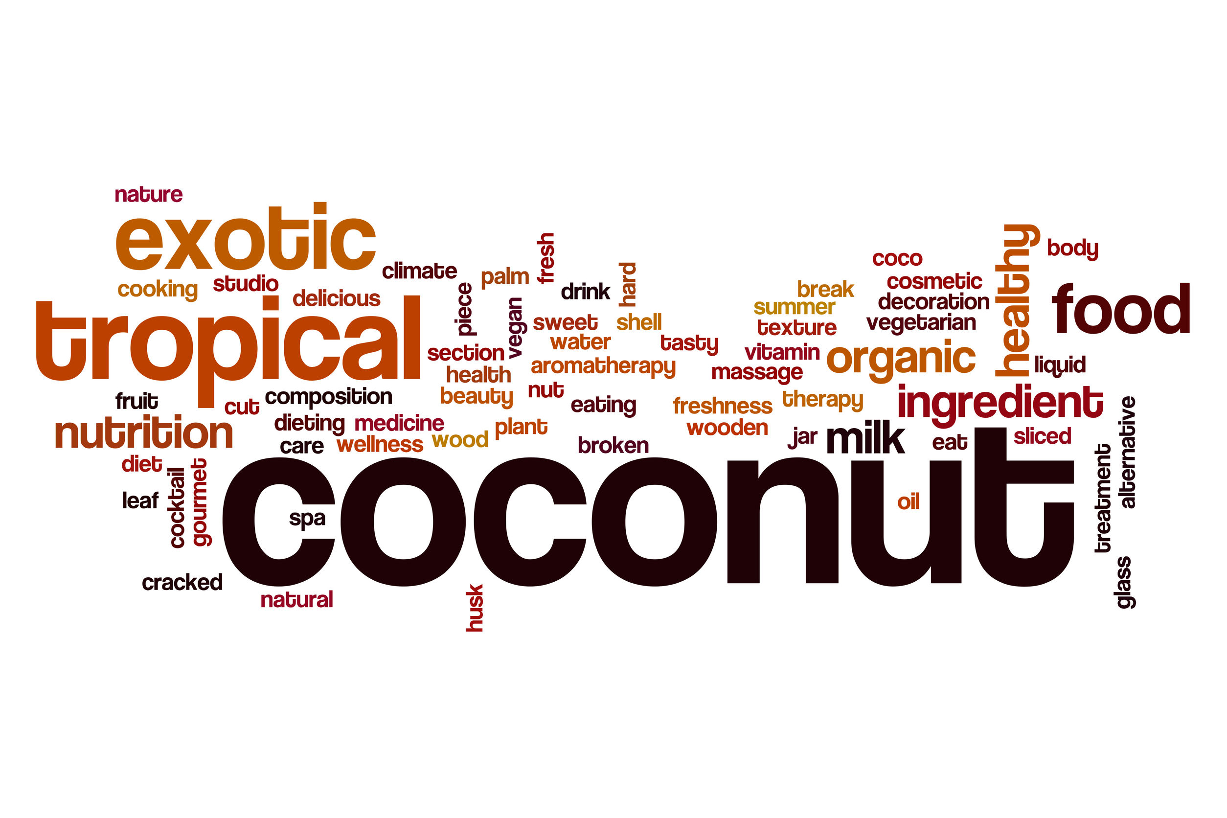 50 Health Benefits of Raw Virgin Coconut Oil