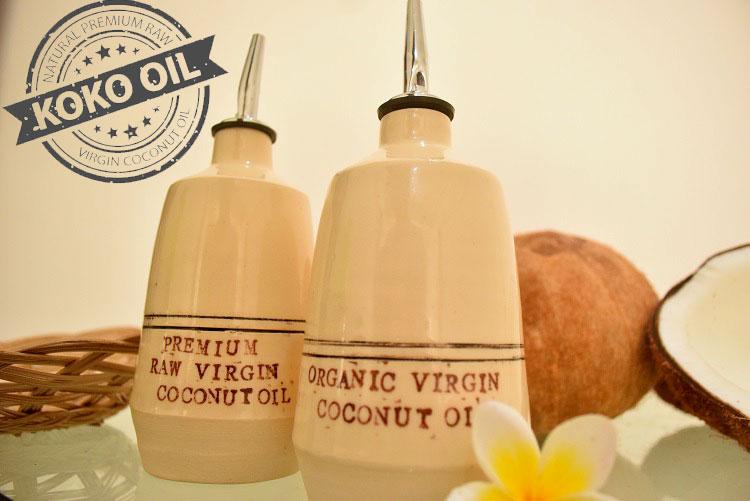 Koko Oil Virgin Coconut Oil